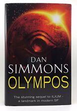 DAN SIMMONS Olympos UK 1st/1st HB/DJ