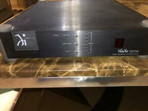 Wadia 15 Digital decoding Computer DAC. Made In USA  Single Owner 110- 240V