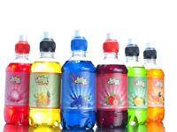 Lickleys Slush Syrup for Slush Machines, Slush Puppie Slushy Drink Many Flavours