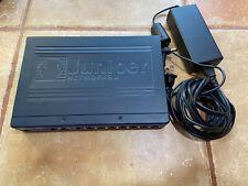 Juniper SRX100H2 VPN Firewall Gateway