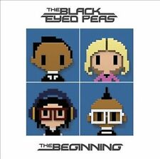 1 CENT CD The Beginning - The Black Eyed Peas
