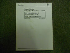 1993 94 95 96 VW GOLF GTI JETTA CABRIO 2.8L VR6 OBD II GST Fuel Inj Ign Manual