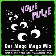 Various - Volle Pulle-der Mega Megamix