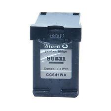 1PK Black Ink Cartridges for HP 60XL CC641WN for D2545 D2563 D2645 D2663 D2680