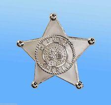 Wild West Sheriff's Badge - Large