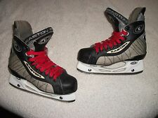 VERY NICE EASTON AIR HAND CRAFTED ICE HOCKEY SKATES GREAT SHAPE SIZE 4.5 D L@@K