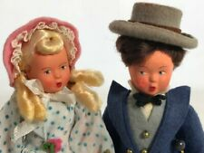 Beautiful Italian-Style Victorian Dolls