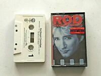 ROD STEWART-CAMOUFLAGE-CASSETTE TAPE-1984 25095-4 Tested