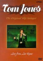 Tom Jones - The Original Hip Swinger: Live from Las Vegas [DVD] (2... -  CD UIVG