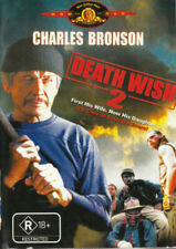 Death Wish 2 Charles Bronson DVD All Zone Sirh70