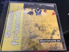 """Charlatans UK """"Some Friendly"""" cd ALTERNATE COVER"""