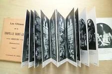 Postcard- Les Vltraux de la Chapelle Saint Louis Dreux - 20 Pcs FULL SET