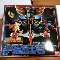 BANDAI Soul of Chogokin GX-04s UFO Robo Grendizer Space King Set from Japan