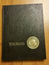 1969 David Lipscomb College Yearbook - Backlog - Nashville Tennessee TN