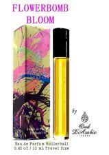 FLOWERBOMB BLOOM PURE PERFUME OIL 12ML PREMIUM QUALITY ALTERNATIVE RETAIL BOXED