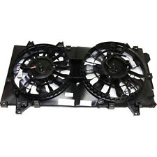 New Cooling Fan Assembly (Center) for Mazda 3 Sport MA3115161 2014 to 2016