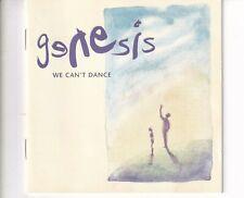 CD GENESISwe can't dance1991 EX AUSTRIA (R3539)