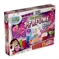 GRAFIX GIRLS MAKE MIX DESIGN YOUR OWN PERFUME SCENT SCIENCE LAB TOY 650454
