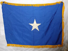 flag789 Ww 2 Us Navy 1 Star Rear Admiral gold fringe Phila Quartermaster