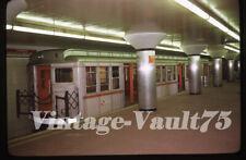 Original Slide Subway Septa Ptc 179 Philadelphia Kodachrome 1973 Pattison Ave