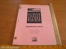 The Tracey Ullman Show 1989 ORIGINAL Script The Simpsons Dan Castellaneta #50