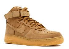 cheaper 1302e 581e1 Nike Air Force 1 High 07 LV8 WB SZ 8.5 Flax Outdoor Wheat Gum AF1 PRM