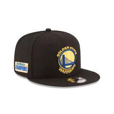4d79de476af Golden State Warriors New Era Back 2 Back NBA Champions 9FIFTY Snap Back Hat
