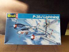 New ListingRevell 1:32 P-38J Lightning Plastic Aircraft Model Kit #4749