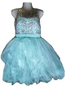 Stunning Party/prom Dress Quizz Size 12