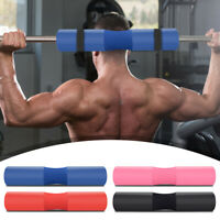 Barbell Bar Squat Pad Weight Gym Shoulder Neck Sponge Support Protector Lifting