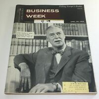 Business Week Magazine: April 25 1959 - Christian A. Herter of State Department