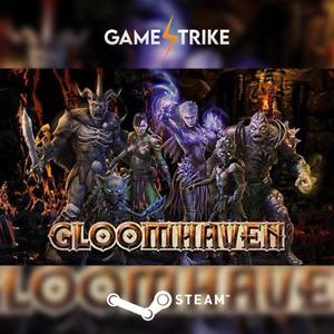 Gloomhaven PC Steam Region Free *READ DESCRIPTION