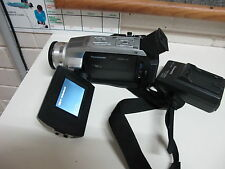 Panasonic NV ds50 CAMCORDER  MINI DV e.cam web DIGITAL TAPE VIDEO CAMERA
