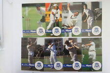 Victorian Bushrangers Cricket Trading Cards Set