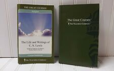 Great Courses The Life And Writings Of C.S. Lewis 12 Lessons 6 Audio CDs