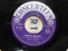 orchestre de casablanca Mille et une nuit CONCERTEUM ECR 96