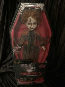 Living Dead Dolls ResurrectionLizzie Borden Sepia Variant Series 9 Res Doll New