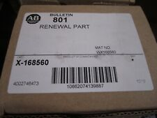 NEW ALLEN-BRDLEY X-168560 RENEWAL CONTACT.
