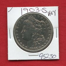 1903 S MORGAN SILVER DOLLAR #95230 $ NICE COIN $ US MINT RARE KEY DATE ESTATE