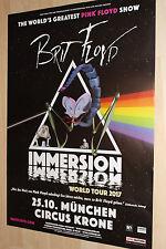 Pink Floyd Show - Brit Floyd Tourplakat/Tourposter 2017 - NEU - München