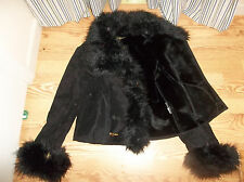 Baby Phat genuine leather jacket size large