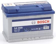Bosch S4009 Batterie de Voiture 74A/h-680A