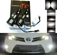 LED Kit G8 100W H3C 64146BC 5000K White Two Bulbs Fog Light Replacement Lamp JDM