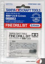 Tamiya 0.4mm Fine Drill Bit