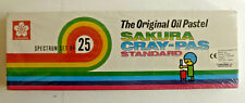 Sakura Cray-Pas Spectrum Set of 25 Oil Pastels New Shrinkwrapped