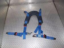 Honda FL400 Seat Belt Set with Neck Pad and Hardware #189