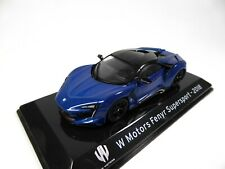 W Motors Fenyr Supersport 2018- 1/43 Voiture IXO Supercars Edition Italienne S71