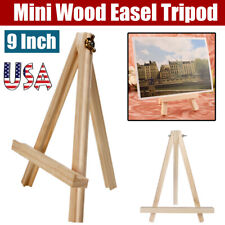 Mini Wooden Easel Wood Artist Easels Display Stand Art Painting Canvas