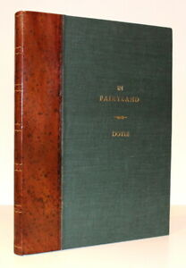 In Fairyland: A Series of Pictures from the Elf-World: Richard Doyle 1870 1st Ed