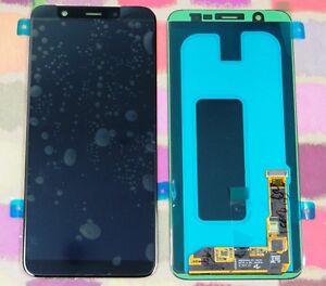 GENUINE BLACK SAMSUNG 2018 SM-A605FN A605F  A6+ PLUS SCREEN GALAXY LCD DISPLAY